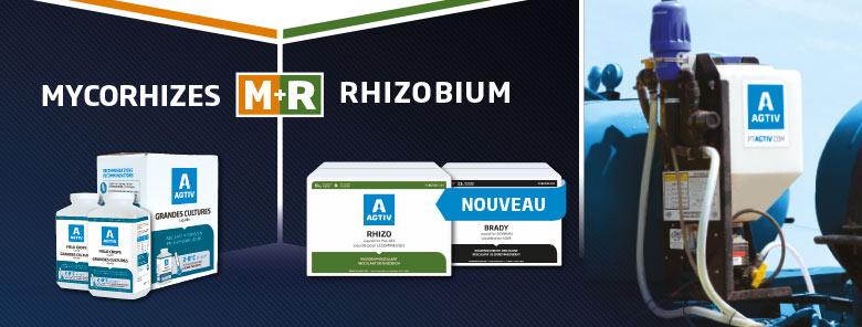 Nouveau produits liquides AGTIV