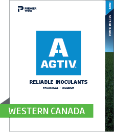 AGTIV 2021 brochure for WESTERN CANADA