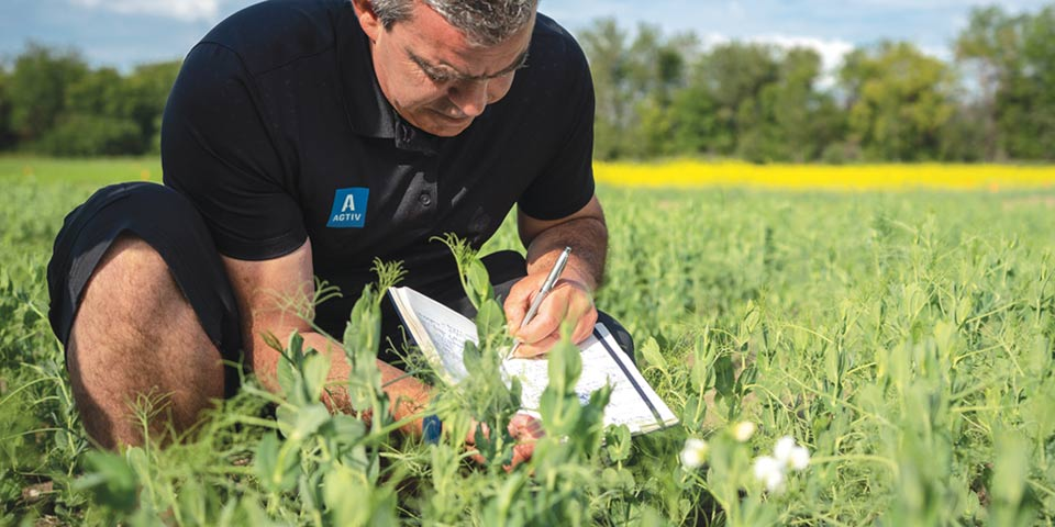 What's new for 2021 AGTIV inoculants!