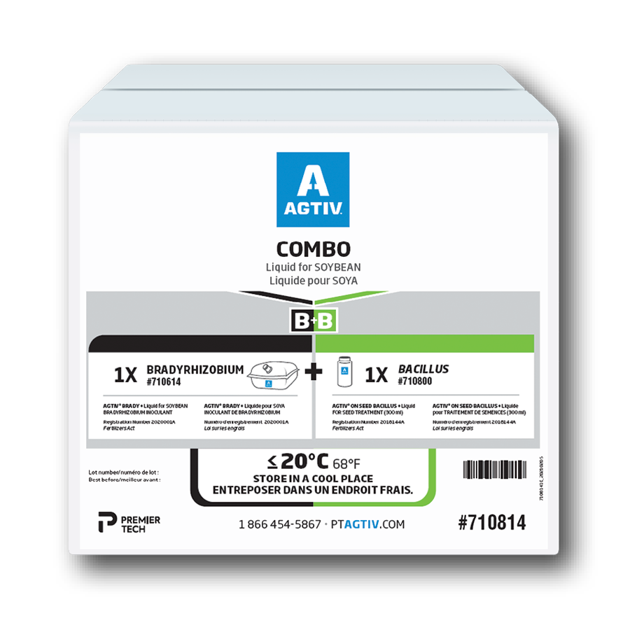 AGTIV - Combo liquid for soybean