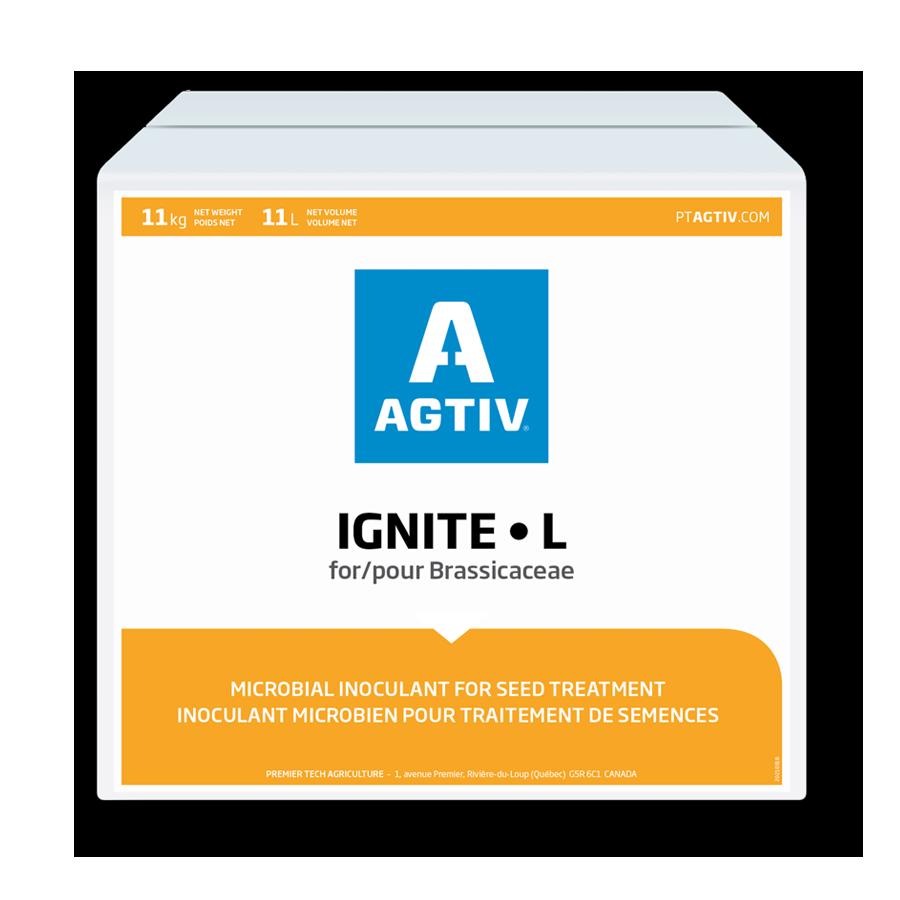 AGTIV - IGNITE-L - Canola Inoculant